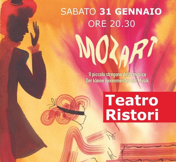 Mozart - Il piccolo stregone della musica