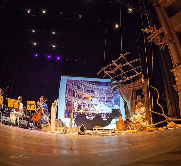 AGORA' 2014/2015 - Teatro Ristori