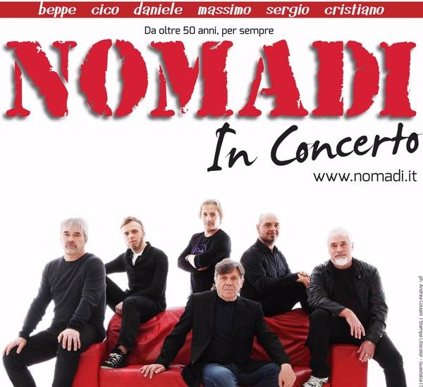 I NOMADI in concerto al Castello di Zevio (Vr) - 23 luglio
