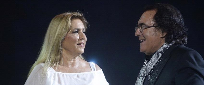 AL BANO & ROMINA POWER - Il Grande ritorno all'Arena di Verona
