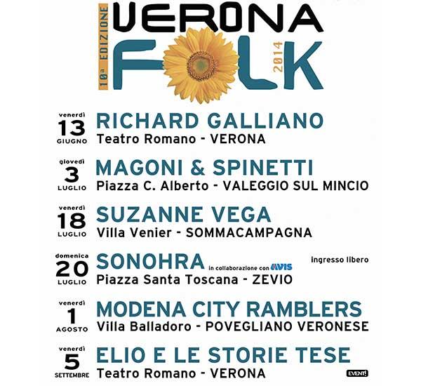 Verona Folk 2014