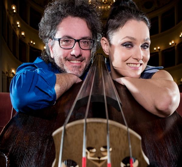 MUSICA NUDA - PETRA MAGONI E FERRUCCIO SPINETTI