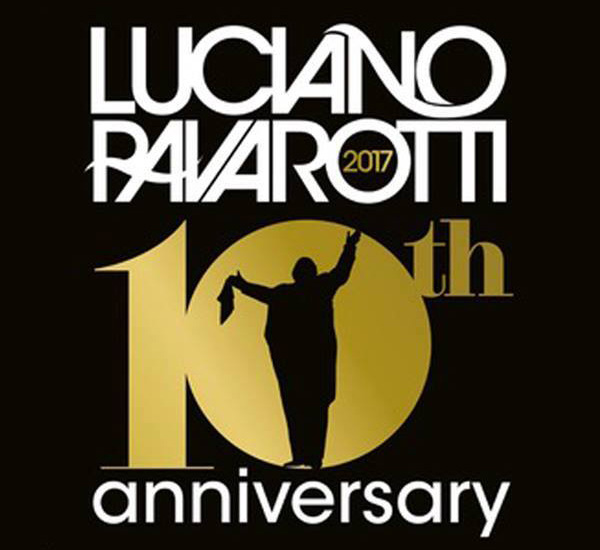 LUCIANO PAVAROTTI - 10th Anniversary