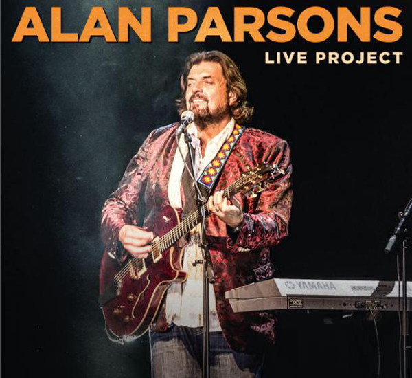 ALAN PARSONS - LIVE PROJECT TOUR 2021