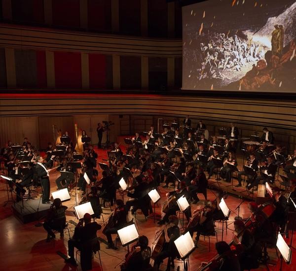 DanteXperience -Budapest Mav Symphony Orchestra