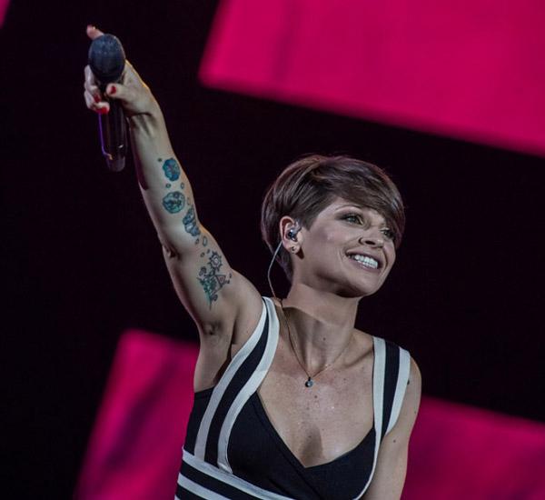 spesso Biglietti per il concerto di Alessandra Amoroso all'Arena di  AC89
