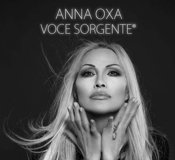 ANNA OXA - VOCE SORGENTE