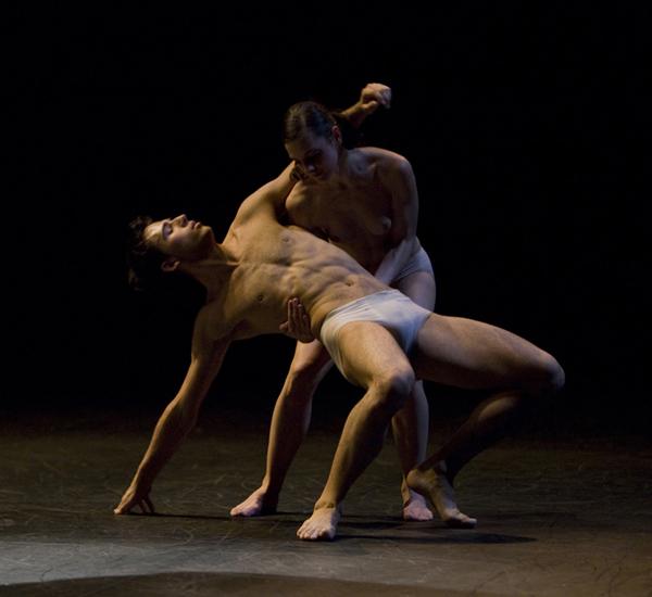ROMEO E GIULIETTA - Ballet du Grand Théatre de Genève.