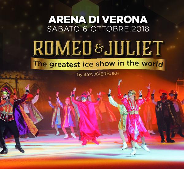 ROMEO AND JULIET - Il più grande show sul ghiaccio del mondo