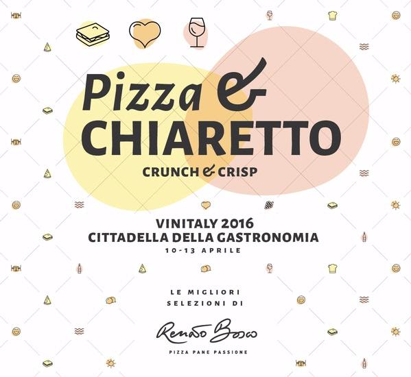VINITALY - PIZZA & CHIARETTO