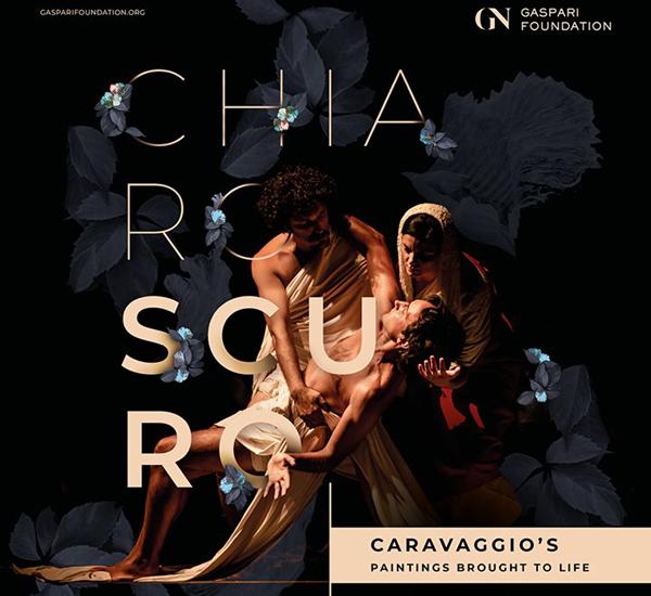 Chiaro Scuro - Caravaggio's Tableaux Vivants in Verona