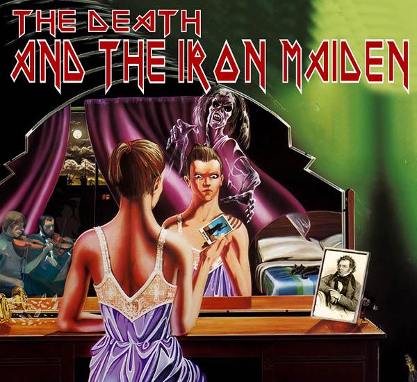 The Death and the Iron Maiden FUCINA CULTURALE MACHIAVELLI