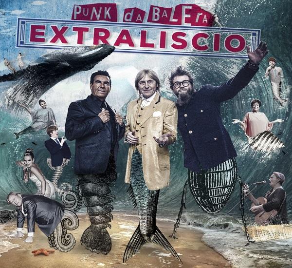 EXTRALISCIO – PUNK DA BALERA  Special Guest PAOLO FRESU