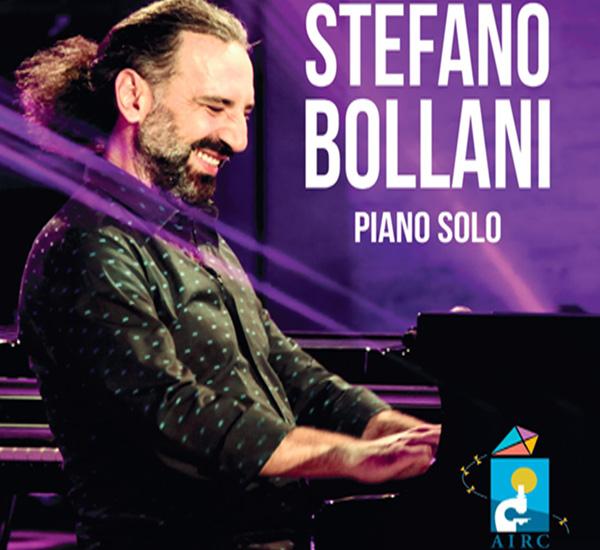 STEFANO BOLLANI - PIANO SOLO
