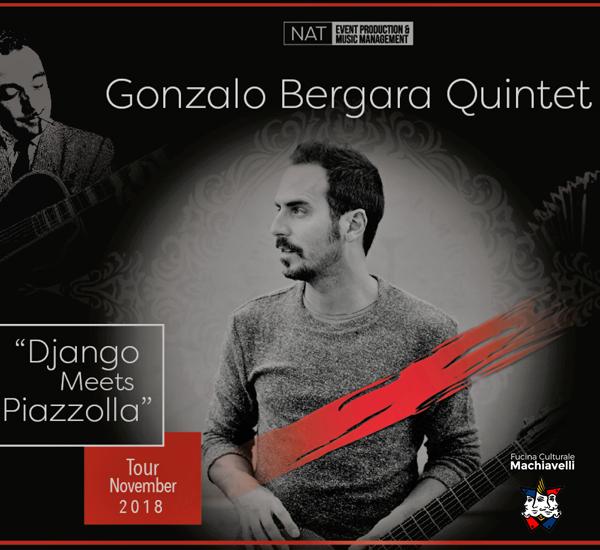 DIANGO MEETS PIAZZOLLA - GONZALO BERGARA