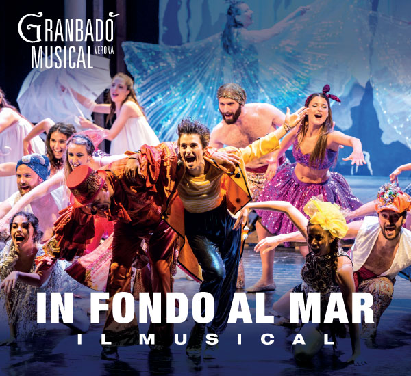 IN FONDO AL MAR - IL MUSICAL