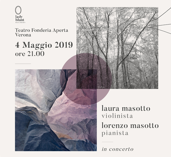 LAURA MASOTTO E LORENZO MASOTTO in CONCERTO