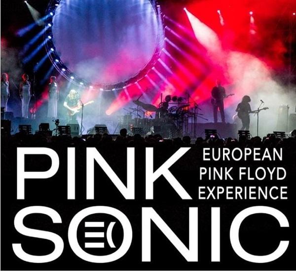 PINK SONIC - Europian Pink Floyd Experience
