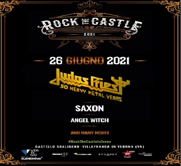 ROCK THE CASTEL 2021 - JUDAS PRIEST