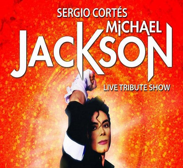 Sergio Cortés Michael Jackson Live Tribute Show
