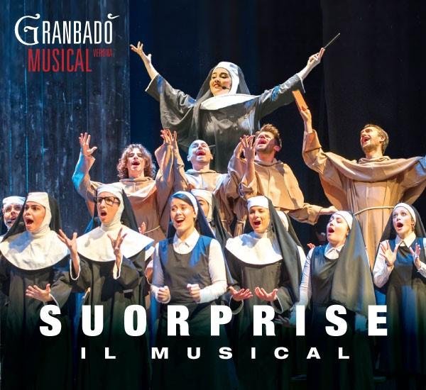 SUORPRISE - IL MUSICAL