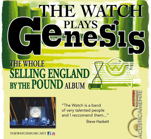 THE WATCH PLAYS GENESIS