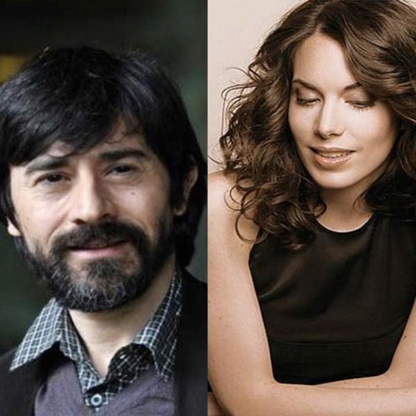 LUIGI LO CASCIO E GLORIA CAMPANER