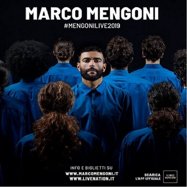 MARCO MENGONI - #MENGONILIVE2019