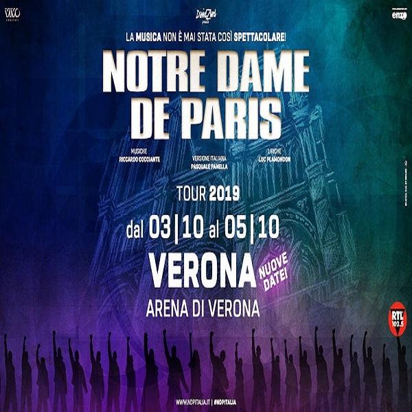 NOTRE DAME DE PARIS 2019