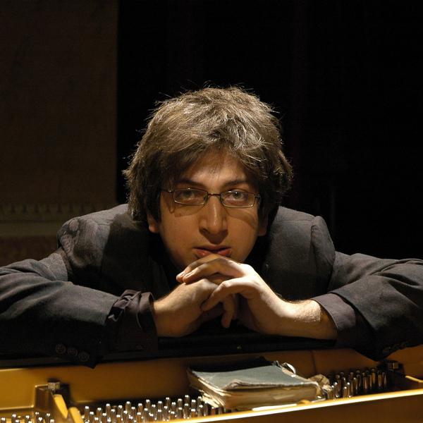 RAMIN BAHRAMI - pianoforte