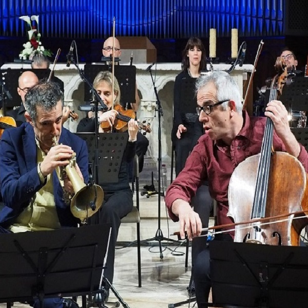 Two Islands con Fresu-Sollima e orchestra da Camera