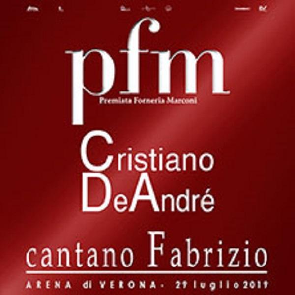 PGM & Cristiano De André - Cantano Fabrizio