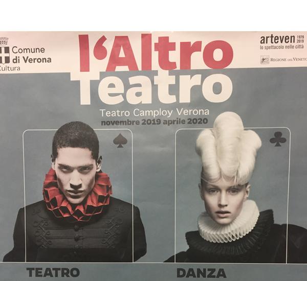 L'ALTRO TEATRO - STAGIONE 2019/2020