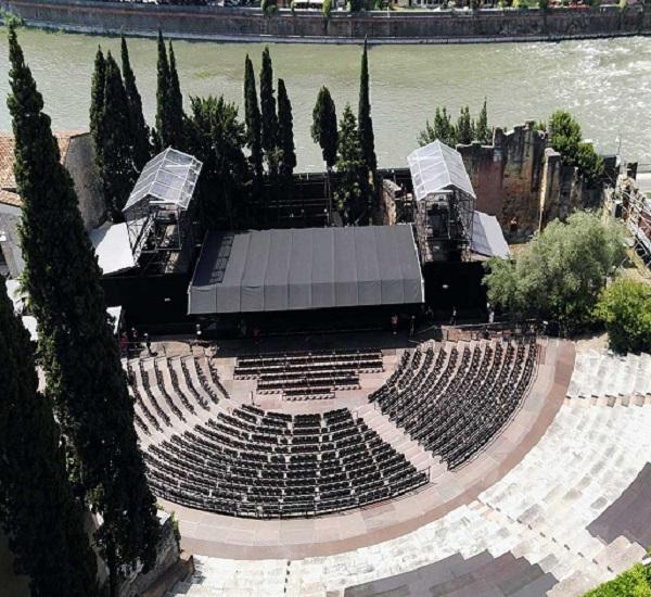 TEATRO ROMANO - LIVE 2020