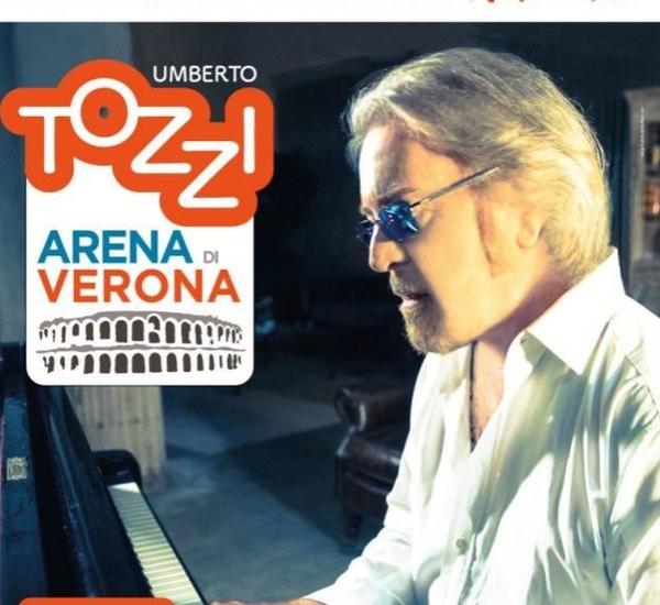 UMBERTO TOZZI - Evento in Arena Posticipato