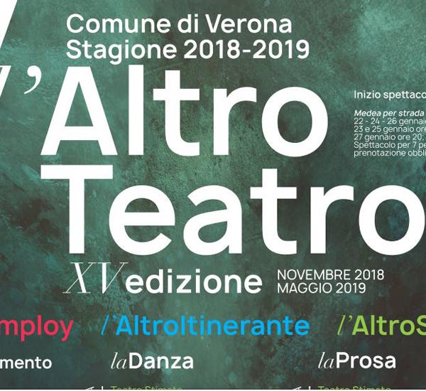L'ALTRO TEATRO - STAGIONE 2018-2019