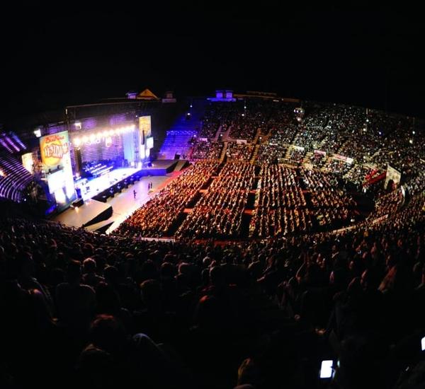 ARENA DI VERONA LIVE 2019