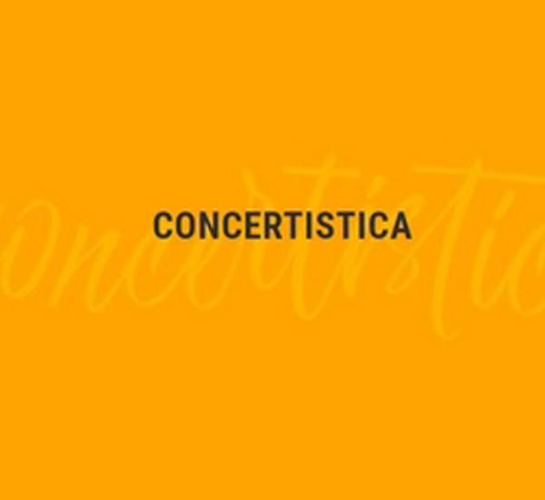 CONCERTISTICA - TEATRO RISTORI STAGIONE 2021/22