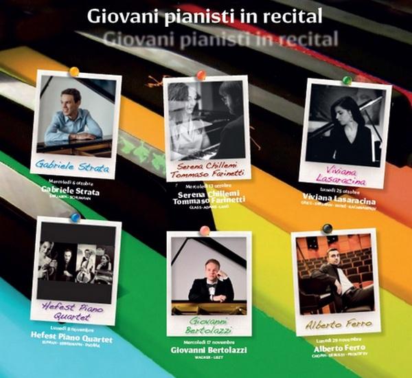 Autunno in Accademia - Giovani Pianisti in Recital