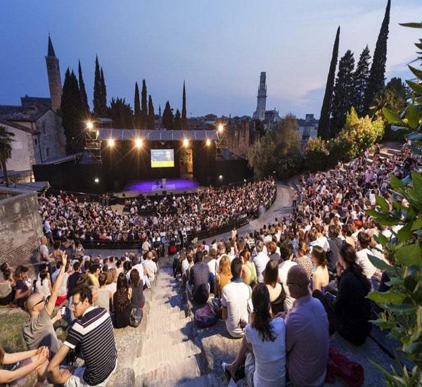 TEATRO ROMANO - LIVE 2019