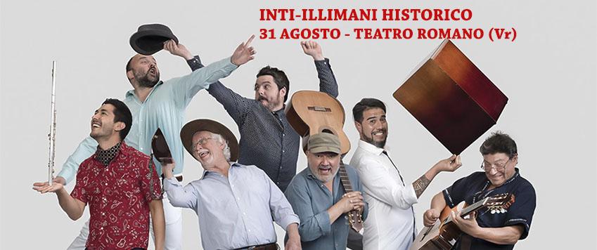Inti-Illimani Historico